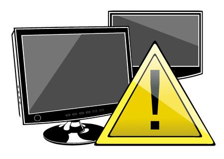 uprzejmości: Uwaga podpisania na ekranie LCD