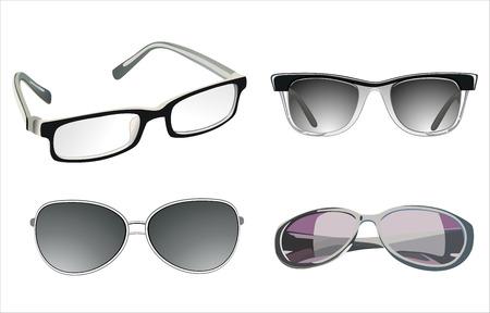 ocular: Set of glasses