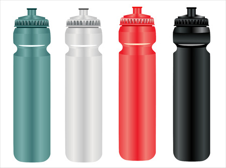 clean water: bottle for sport