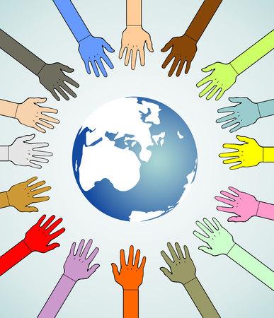 charity work: Worldwide Charity Work