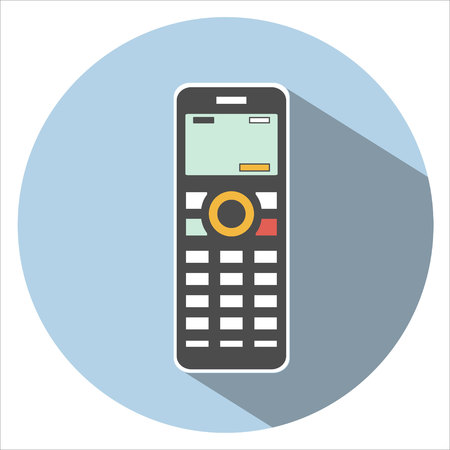 parley: Phone Icon Vector.