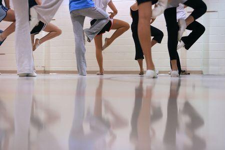 turnanzug: Tanz