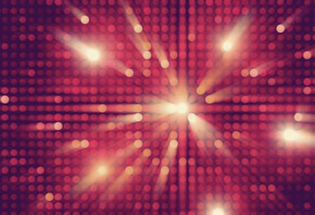 abstract disco background 写真素材