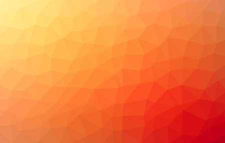 colored low poly background