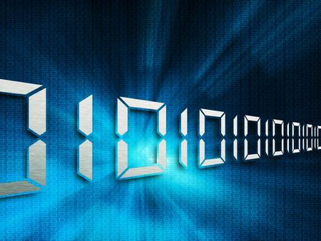 binary numbers sequence