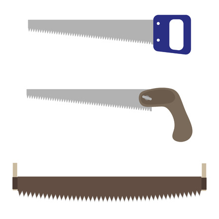 hacksaw: Three types of hacksaw