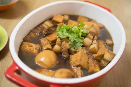 Khai Palo Sweet Pork and Egg Stew photo