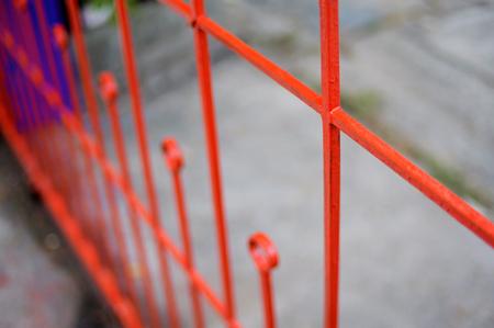 puertas de hierro: Puertas de hierro Orange