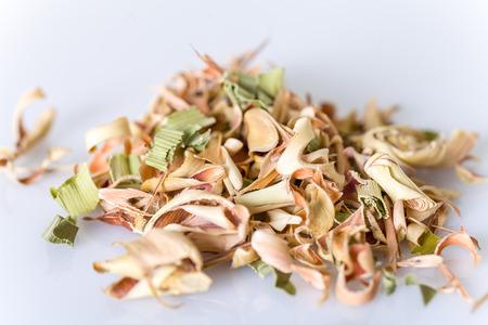 Lemongrass Tea Stock Photo