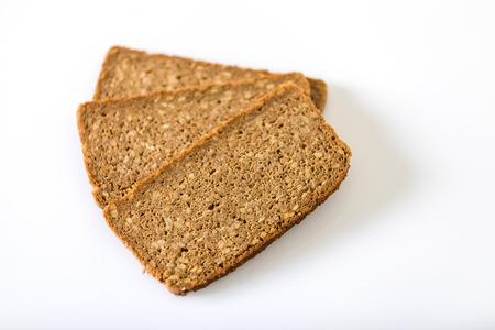 whole wheat bread: Whole wheat bread Stock Photo