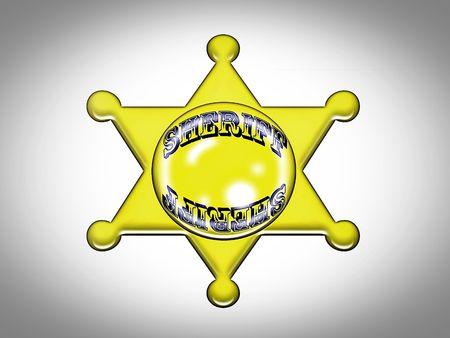 constabulary:  badge