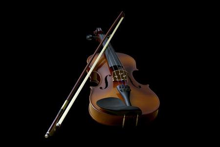 ヴァイオリン 写真素材