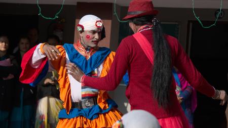 Uttarakhands folk dance Editorial
