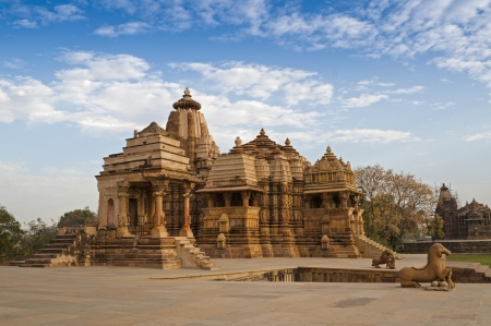 Devi Jagdambi Temple, dedicated to Parvati, Western Temples of Khajuraho photo