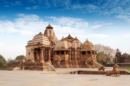 nagara: Devi Jagdambi Temple, dedicated to Parvati, Western Temples of Khajuraho. it