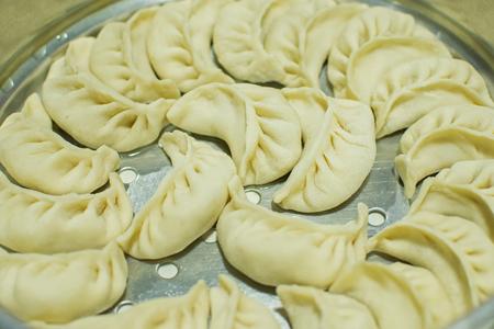 モモ、南アジア団子; の種類チベット、ネパール、ブータン、シッキムへのネイティブです。中国肉まんあんまん、餃子、モンゴルの大きな、日本の