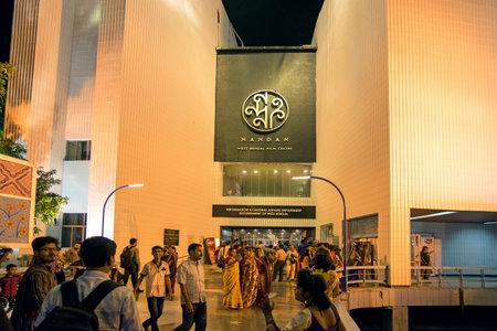 howrah: KOLKATA,WEST BENGAL,INDIA - 9TH MAY 2017:
