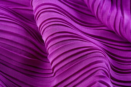 Pink purple fabric texture Stock Photo