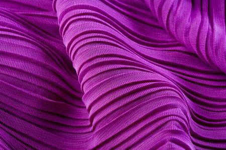 Pink purple fabric texture Stock Photo - 11993521