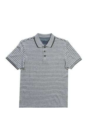 Man polo shirt on white isolated Stock Photo - 13579646