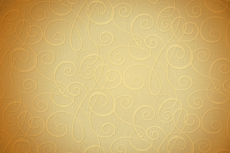 Vintage pattern on paper
