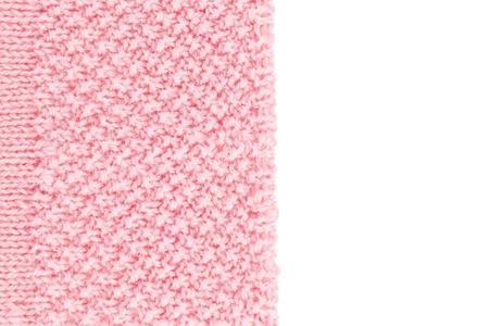 rosas rosadas: Lana Rose tejida textura de fondo
