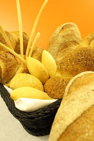 assort: bread