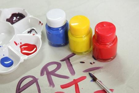 admixture: Primary colors