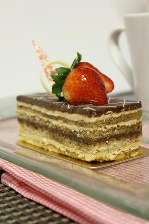 opera cake photo