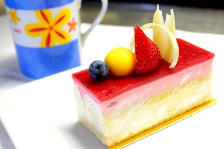 cake  strawberry  photo