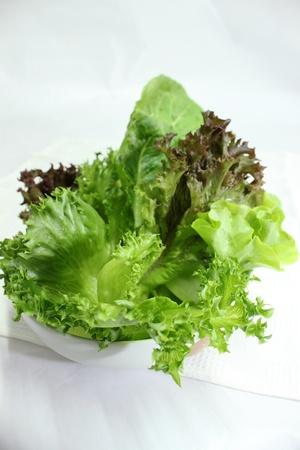 vibrat color: organic Vegetables