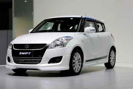 speeder: A New vehicle  Bangkok International Motor Show