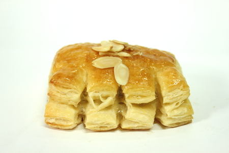 fattening: French or Danish Pastries fattening desert unhealthy