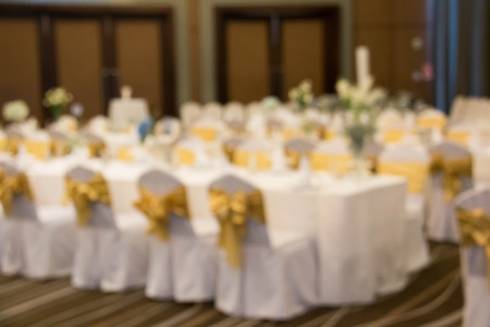 setup table banquet Wedding style in the hotel Stock Photo & Nice Table Setting Stock Photos. Royalty Free Nice Table Setting Images