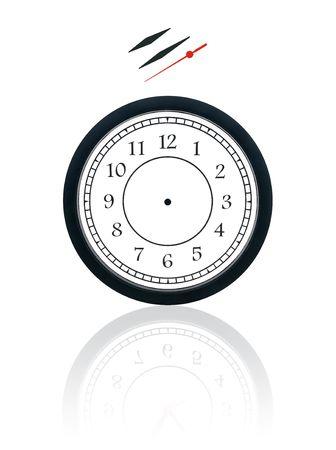 no time: No time Stock Photo