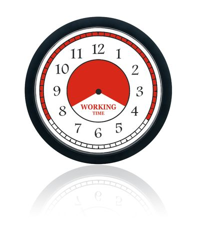 Working time Stock Photo - 2379640