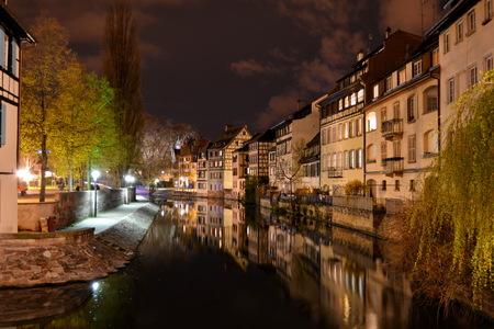 Straßburg Petite France.