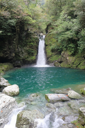 Nikofuchi (Kochi Prefecture Agawa-gun Ino-cho)
