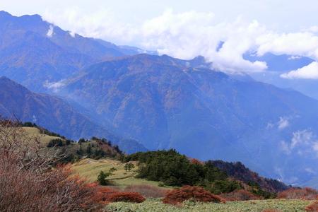 Kamegamori mountain trail (Ehime Prefecture)