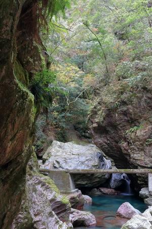 Wander around the Nakatsu Valley (Kochi Prefecture)