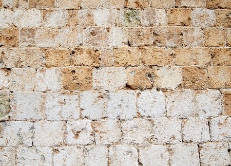 Large texture of stone wall Stock Photo