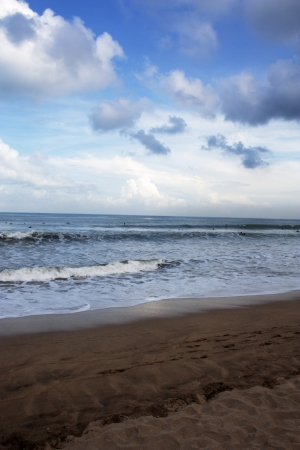 Beach in Bali, Indonesia Stock Photo - 9595277