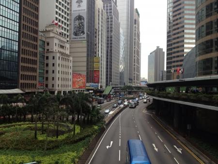 sky scrapers: sky scrapers in Hong Kong