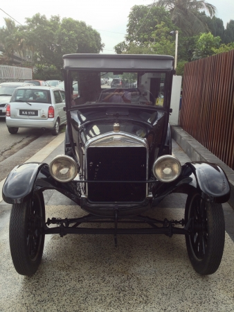 Ford Model T 1928