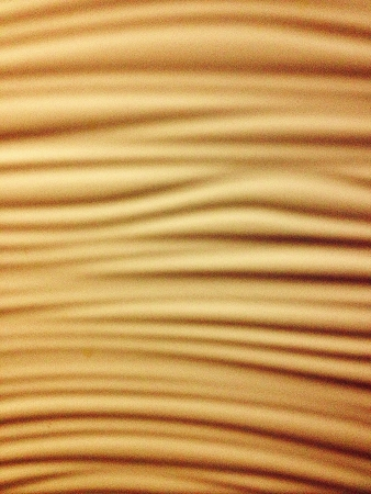 Abstract wavy brownish background Stock Photo