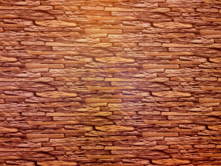 Slate brick textured background  Stock Photo