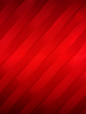 gradual: Diagonal red ribbons with gradual gradient  Stock Photo