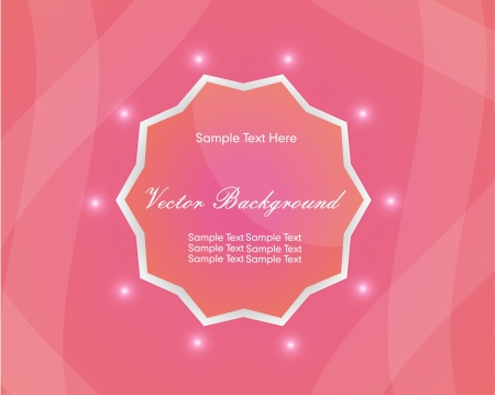 pink vector background Illustration