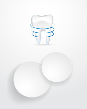 dental infographics background