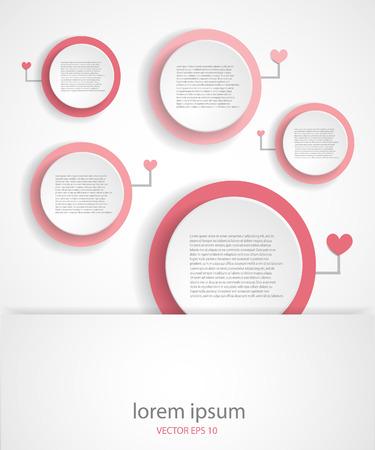 minimalistic: Minimalistic design background. EPS 10 vector file. Illustration